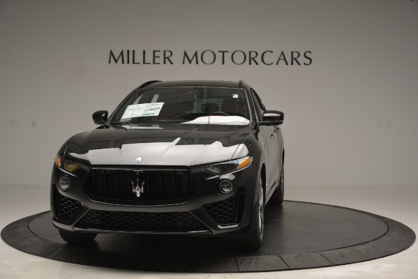 New 2019 Maserati Levante S Q4 GranSport for sale $104,050 at Rolls-Royce Motor Cars Greenwich in Greenwich CT 06830 1