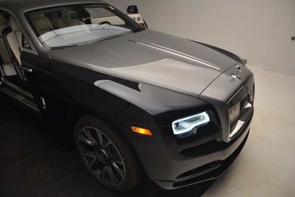 New 2019 Rolls-Royce Wraith for sale Sold at Rolls-Royce Motor Cars Greenwich in Greenwich CT 06830 16