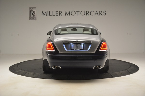 New 2019 Rolls-Royce Wraith for sale Sold at Rolls-Royce Motor Cars Greenwich in Greenwich CT 06830 7