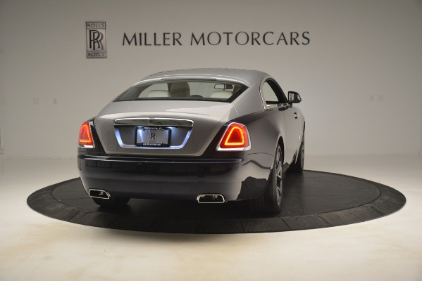 New 2019 Rolls-Royce Wraith for sale Sold at Rolls-Royce Motor Cars Greenwich in Greenwich CT 06830 8