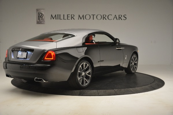 New 2019 Rolls-Royce Wraith for sale Sold at Rolls-Royce Motor Cars Greenwich in Greenwich CT 06830 10