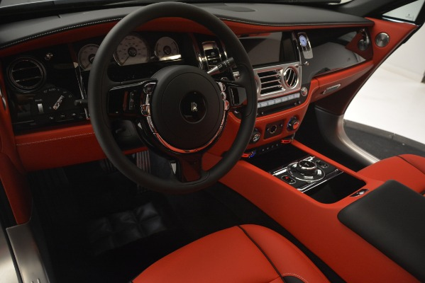 New 2019 Rolls-Royce Wraith for sale Sold at Rolls-Royce Motor Cars Greenwich in Greenwich CT 06830 24