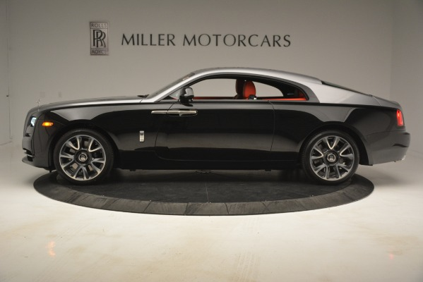 New 2019 Rolls-Royce Wraith for sale Sold at Rolls-Royce Motor Cars Greenwich in Greenwich CT 06830 4