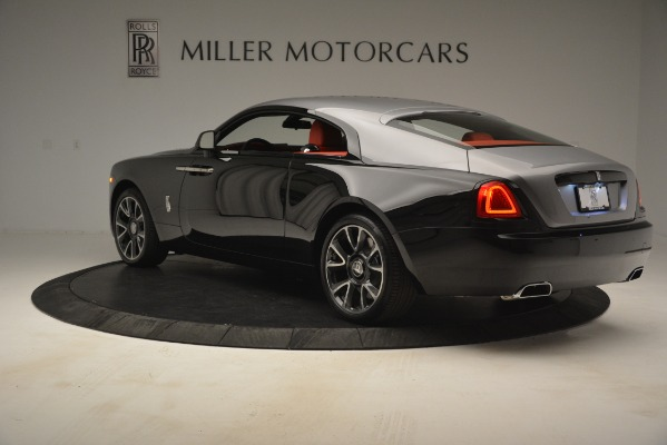 New 2019 Rolls-Royce Wraith for sale Sold at Rolls-Royce Motor Cars Greenwich in Greenwich CT 06830 6