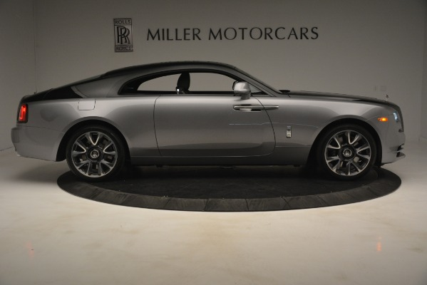 New 2019 Rolls-Royce Wraith for sale Sold at Rolls-Royce Motor Cars Greenwich in Greenwich CT 06830 11