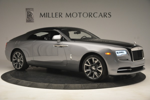 New 2019 Rolls-Royce Wraith for sale Sold at Rolls-Royce Motor Cars Greenwich in Greenwich CT 06830 12