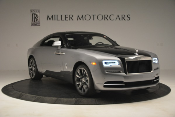 New 2019 Rolls-Royce Wraith for sale Sold at Rolls-Royce Motor Cars Greenwich in Greenwich CT 06830 13