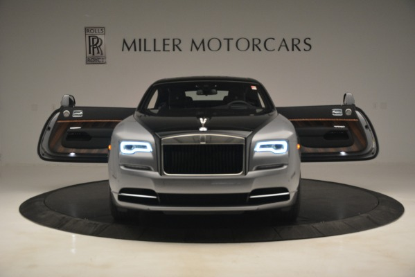 New 2019 Rolls-Royce Wraith for sale Sold at Rolls-Royce Motor Cars Greenwich in Greenwich CT 06830 14
