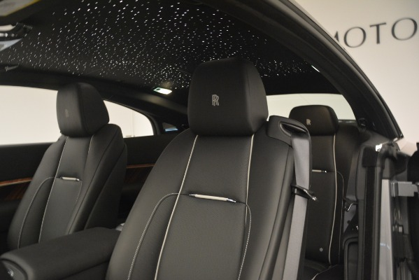 New 2019 Rolls-Royce Wraith for sale Sold at Rolls-Royce Motor Cars Greenwich in Greenwich CT 06830 15