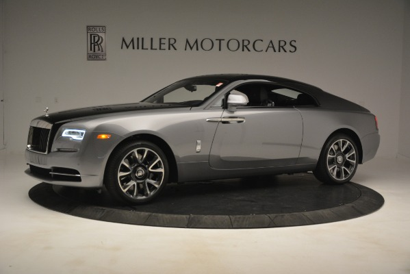 New 2019 Rolls-Royce Wraith for sale Sold at Rolls-Royce Motor Cars Greenwich in Greenwich CT 06830 3