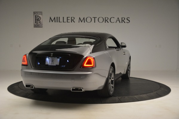 New 2019 Rolls-Royce Wraith for sale Sold at Rolls-Royce Motor Cars Greenwich in Greenwich CT 06830 9