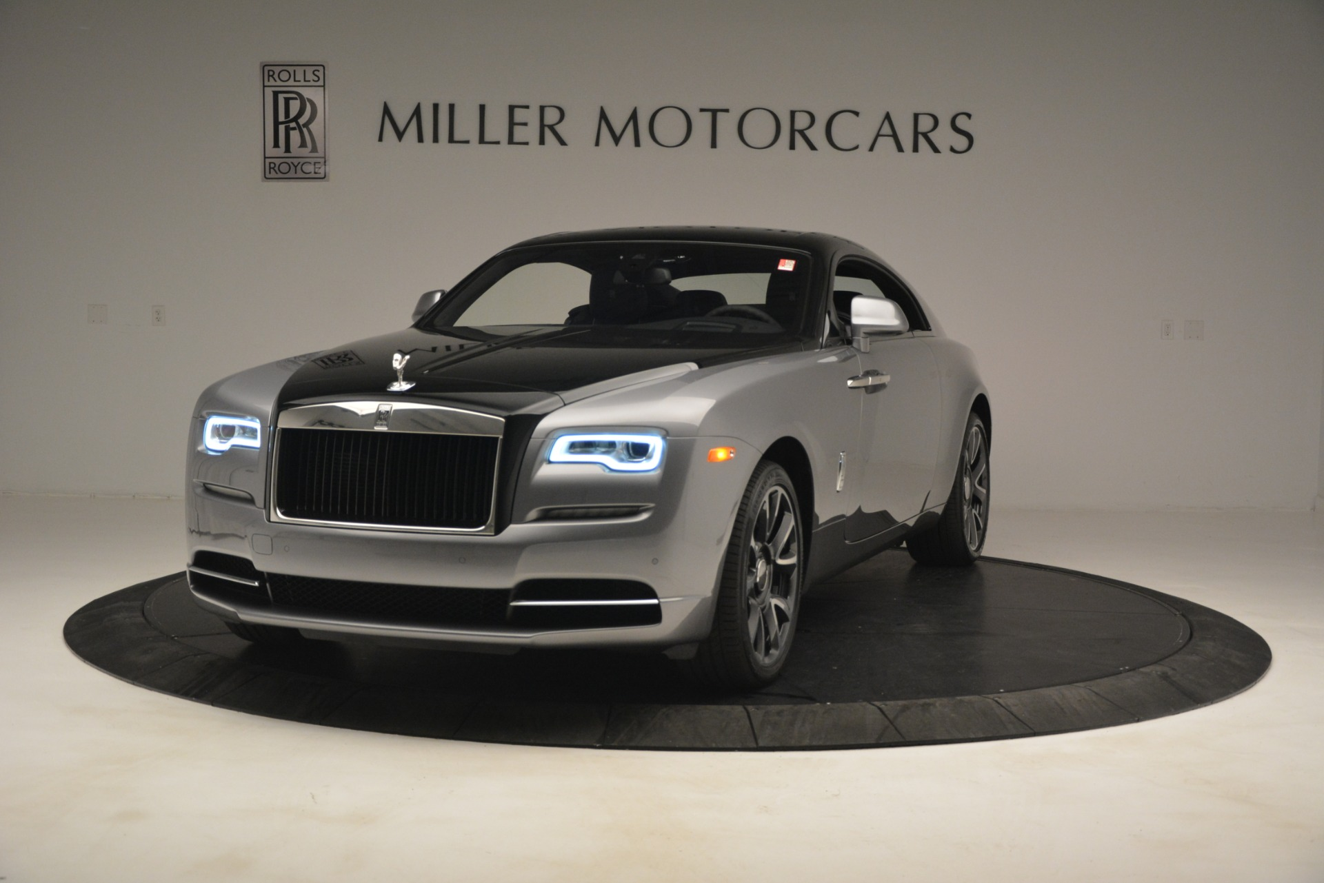 New 2019 Rolls-Royce Wraith for sale Sold at Rolls-Royce Motor Cars Greenwich in Greenwich CT 06830 1