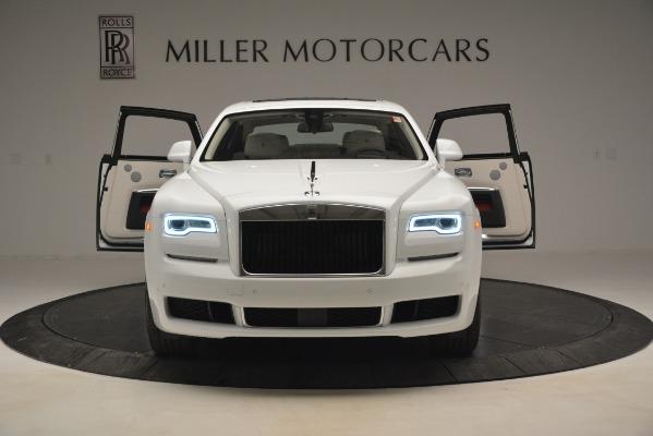 Used 2019 Rolls-Royce Ghost for sale $298,900 at Rolls-Royce Motor Cars Greenwich in Greenwich CT 06830 10