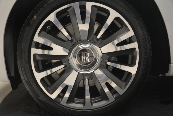 Used 2019 Rolls-Royce Ghost for sale $298,900 at Rolls-Royce Motor Cars Greenwich in Greenwich CT 06830 11