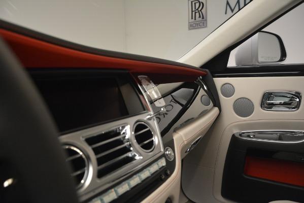 Used 2019 Rolls-Royce Ghost for sale $298,900 at Rolls-Royce Motor Cars Greenwich in Greenwich CT 06830 17
