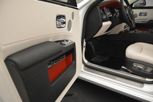 Used 2019 Rolls-Royce Ghost for sale $298,900 at Rolls-Royce Motor Cars Greenwich in Greenwich CT 06830 18