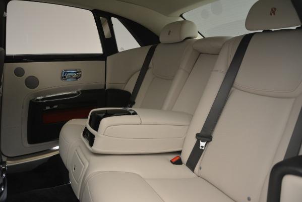 Used 2019 Rolls-Royce Ghost for sale $298,900 at Rolls-Royce Motor Cars Greenwich in Greenwich CT 06830 26