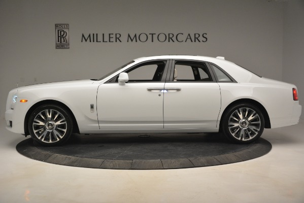 Used 2019 Rolls-Royce Ghost for sale $298,900 at Rolls-Royce Motor Cars Greenwich in Greenwich CT 06830 3