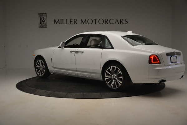 Used 2019 Rolls-Royce Ghost for sale $298,900 at Rolls-Royce Motor Cars Greenwich in Greenwich CT 06830 4