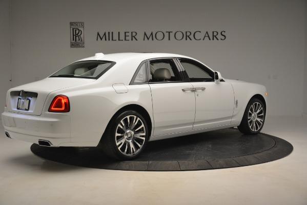 Used 2019 Rolls-Royce Ghost for sale $298,900 at Rolls-Royce Motor Cars Greenwich in Greenwich CT 06830 7