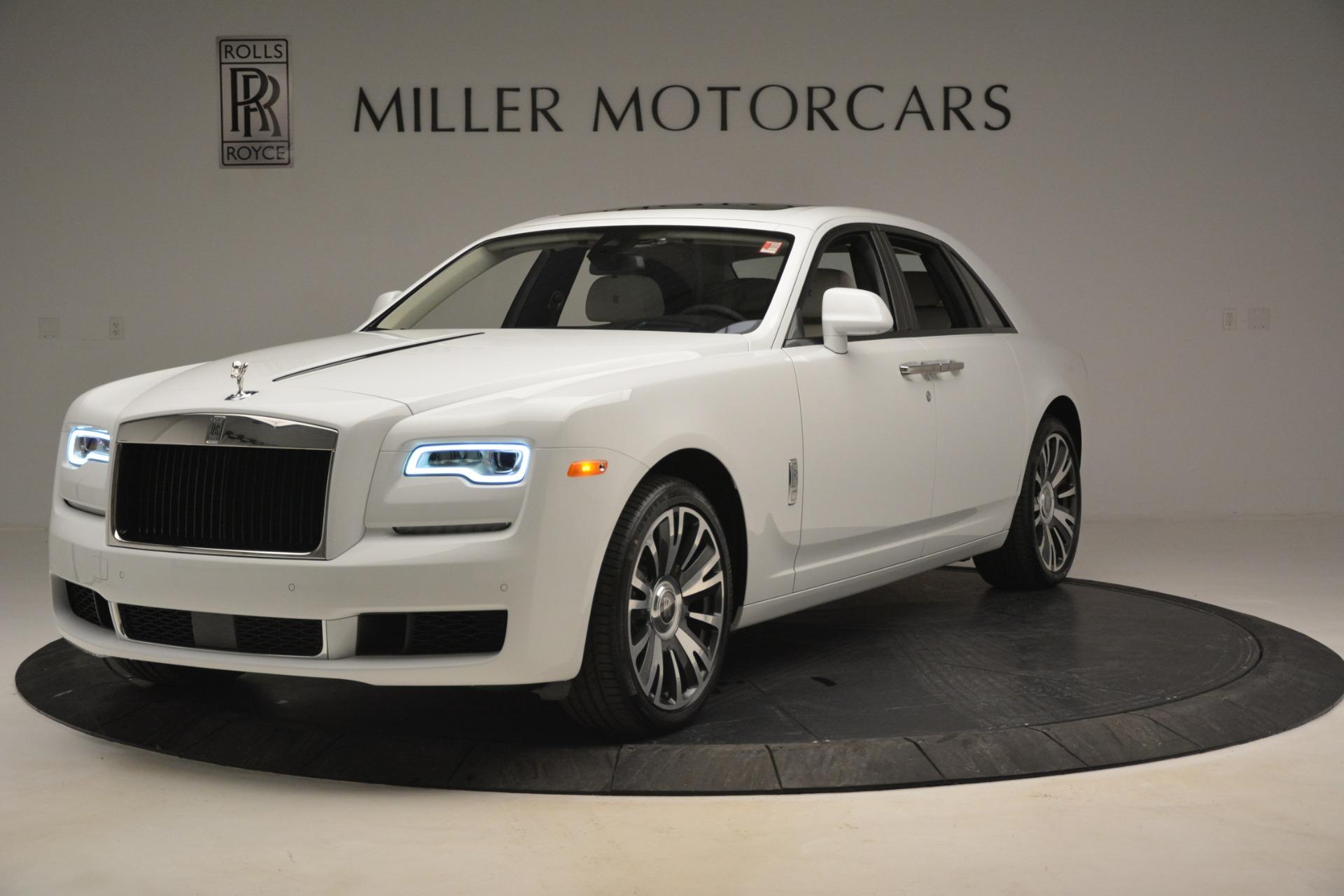 Used 2019 Rolls-Royce Ghost for sale $298,900 at Rolls-Royce Motor Cars Greenwich in Greenwich CT 06830 1