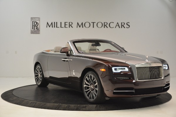 New 2019 Rolls-Royce Dawn for sale Sold at Rolls-Royce Motor Cars Greenwich in Greenwich CT 06830 12