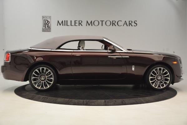 New 2019 Rolls-Royce Dawn for sale Sold at Rolls-Royce Motor Cars Greenwich in Greenwich CT 06830 21