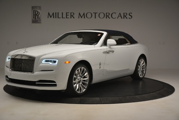 New 2019 Rolls-Royce Dawn for sale Sold at Rolls-Royce Motor Cars Greenwich in Greenwich CT 06830 19