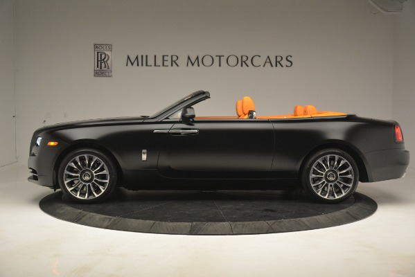 New 2019 Rolls-Royce Dawn for sale Sold at Rolls-Royce Motor Cars Greenwich in Greenwich CT 06830 4