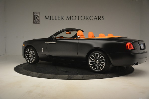 New 2019 Rolls-Royce Dawn for sale Sold at Rolls-Royce Motor Cars Greenwich in Greenwich CT 06830 5