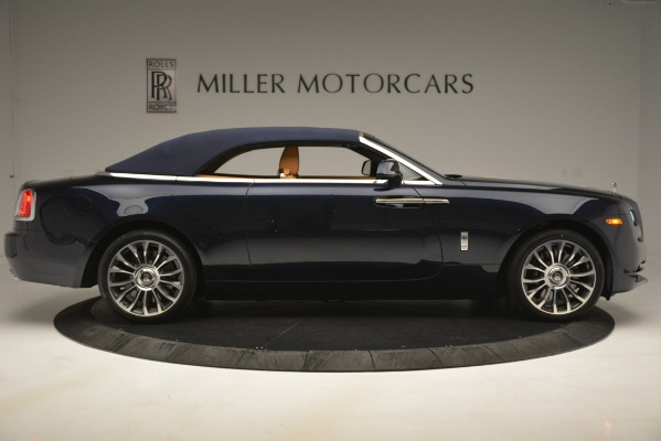 New 2019 Rolls-Royce Dawn for sale Sold at Rolls-Royce Motor Cars Greenwich in Greenwich CT 06830 26