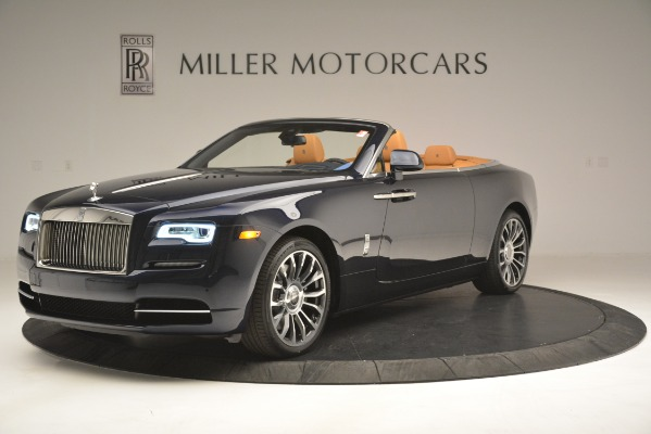 New 2019 Rolls-Royce Dawn for sale Sold at Rolls-Royce Motor Cars Greenwich in Greenwich CT 06830 3