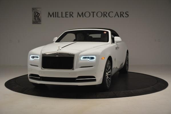 Used 2019 Rolls-Royce Dawn for sale $389,900 at Rolls-Royce Motor Cars Greenwich in Greenwich CT 06830 17