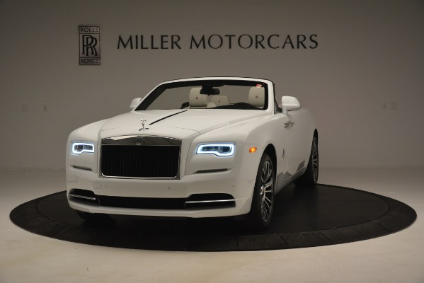 Used 2019 Rolls-Royce Dawn for sale $389,900 at Rolls-Royce Motor Cars Greenwich in Greenwich CT 06830 2