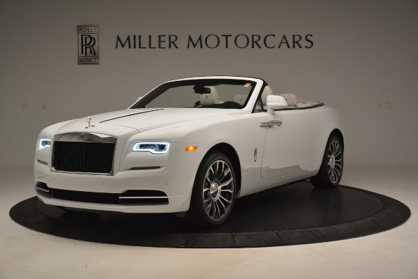 New 2019 Rolls-Royce Dawn for sale Sold at Rolls-Royce Motor Cars Greenwich in Greenwich CT 06830 1
