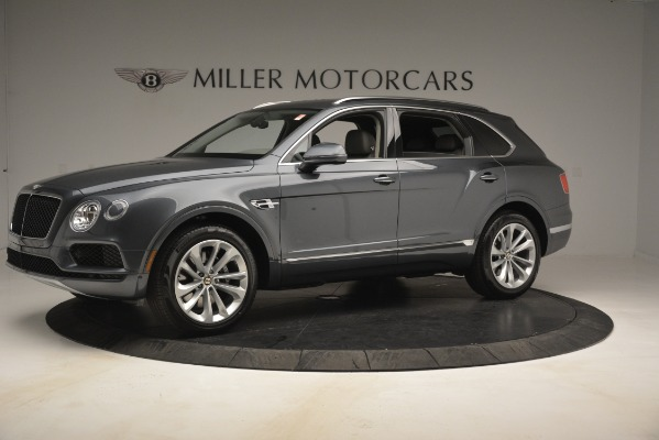 New 2019 Bentley Bentayga V8 for sale Sold at Rolls-Royce Motor Cars Greenwich in Greenwich CT 06830 2