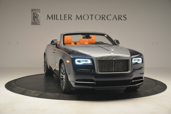 New 2019 Rolls-Royce Dawn for sale Sold at Rolls-Royce Motor Cars Greenwich in Greenwich CT 06830 13