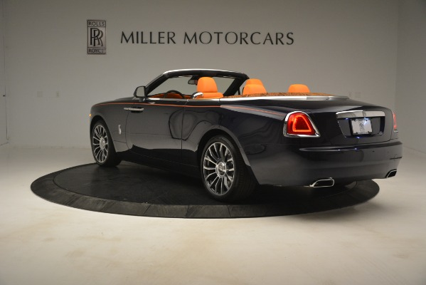 New 2019 Rolls-Royce Dawn for sale Sold at Rolls-Royce Motor Cars Greenwich in Greenwich CT 06830 6