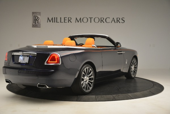 New 2019 Rolls-Royce Dawn for sale Sold at Rolls-Royce Motor Cars Greenwich in Greenwich CT 06830 9
