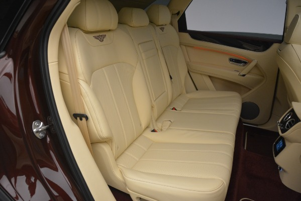 New 2019 Bentley Bentayga V8 for sale Sold at Rolls-Royce Motor Cars Greenwich in Greenwich CT 06830 25