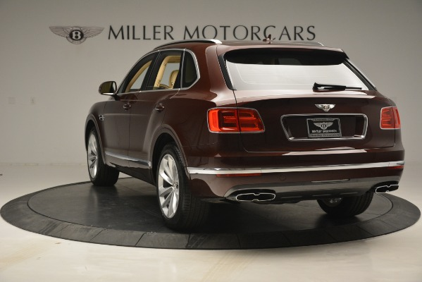 New 2019 Bentley Bentayga V8 for sale Sold at Rolls-Royce Motor Cars Greenwich in Greenwich CT 06830 5