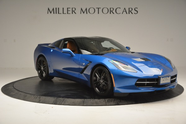 Used 2014 Chevrolet Corvette Stingray Z51 for sale Sold at Rolls-Royce Motor Cars Greenwich in Greenwich CT 06830 11