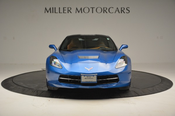 Used 2014 Chevrolet Corvette Stingray Z51 for sale Sold at Rolls-Royce Motor Cars Greenwich in Greenwich CT 06830 12