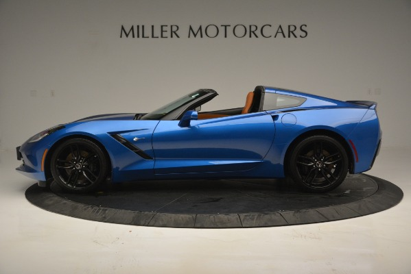 Used 2014 Chevrolet Corvette Stingray Z51 for sale Sold at Rolls-Royce Motor Cars Greenwich in Greenwich CT 06830 13