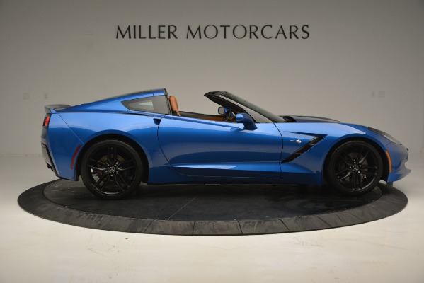 Used 2014 Chevrolet Corvette Stingray Z51 for sale Sold at Rolls-Royce Motor Cars Greenwich in Greenwich CT 06830 14