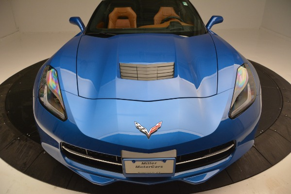 Used 2014 Chevrolet Corvette Stingray Z51 for sale Sold at Rolls-Royce Motor Cars Greenwich in Greenwich CT 06830 15