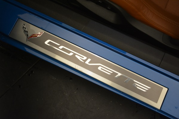 Used 2014 Chevrolet Corvette Stingray Z51 for sale Sold at Rolls-Royce Motor Cars Greenwich in Greenwich CT 06830 24