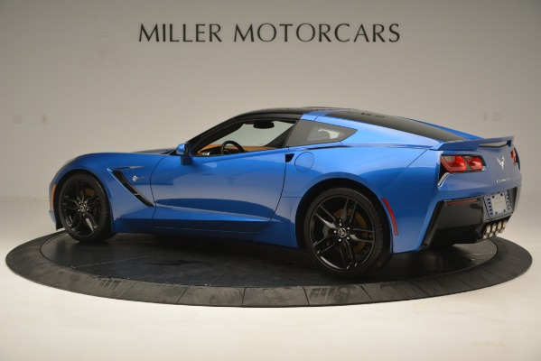 Used 2014 Chevrolet Corvette Stingray Z51 for sale Sold at Rolls-Royce Motor Cars Greenwich in Greenwich CT 06830 4