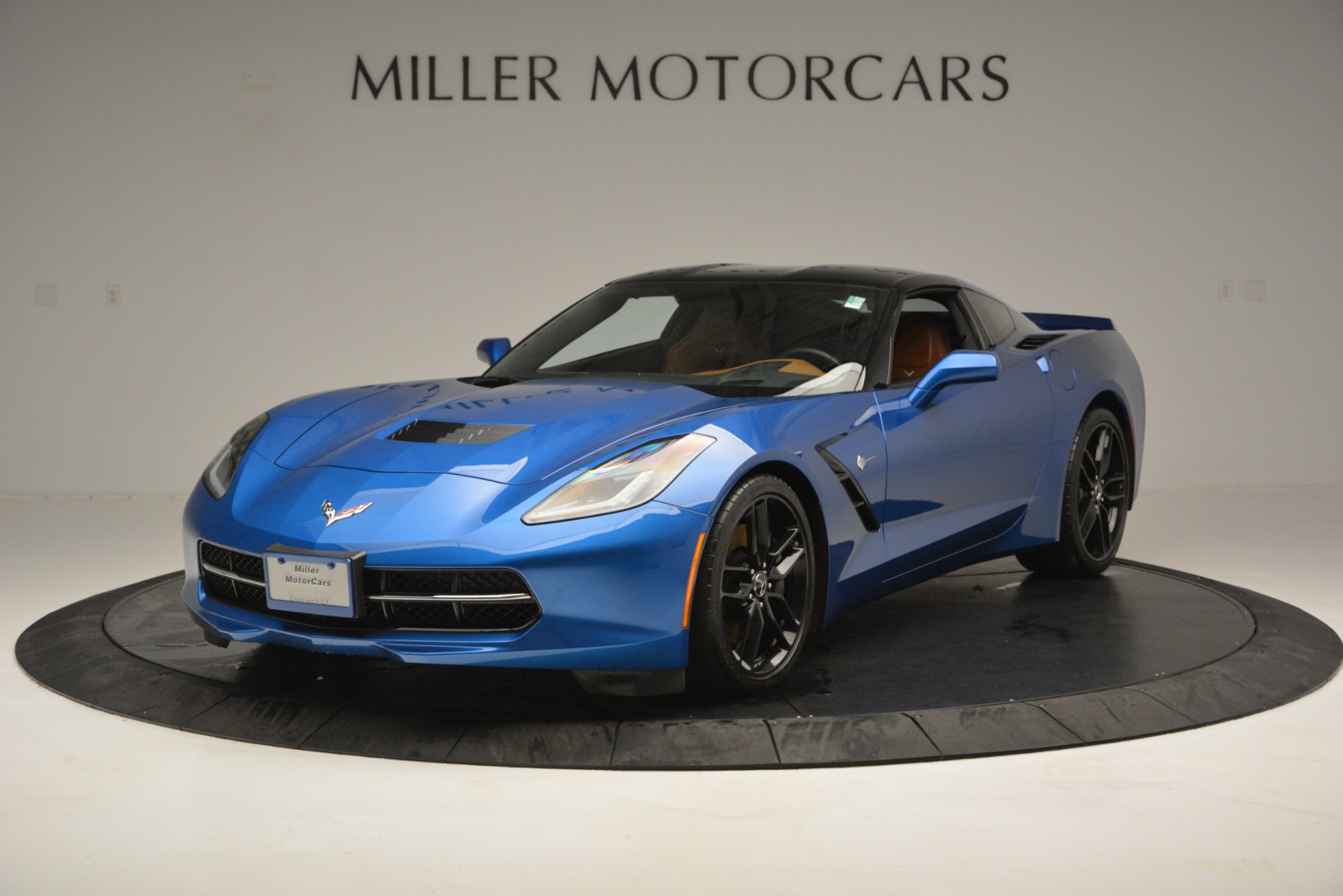 Used 2014 Chevrolet Corvette Stingray Z51 for sale Sold at Rolls-Royce Motor Cars Greenwich in Greenwich CT 06830 1