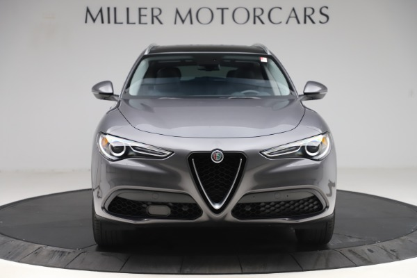 Used 2019 Alfa Romeo Stelvio Q4 for sale Sold at Rolls-Royce Motor Cars Greenwich in Greenwich CT 06830 12
